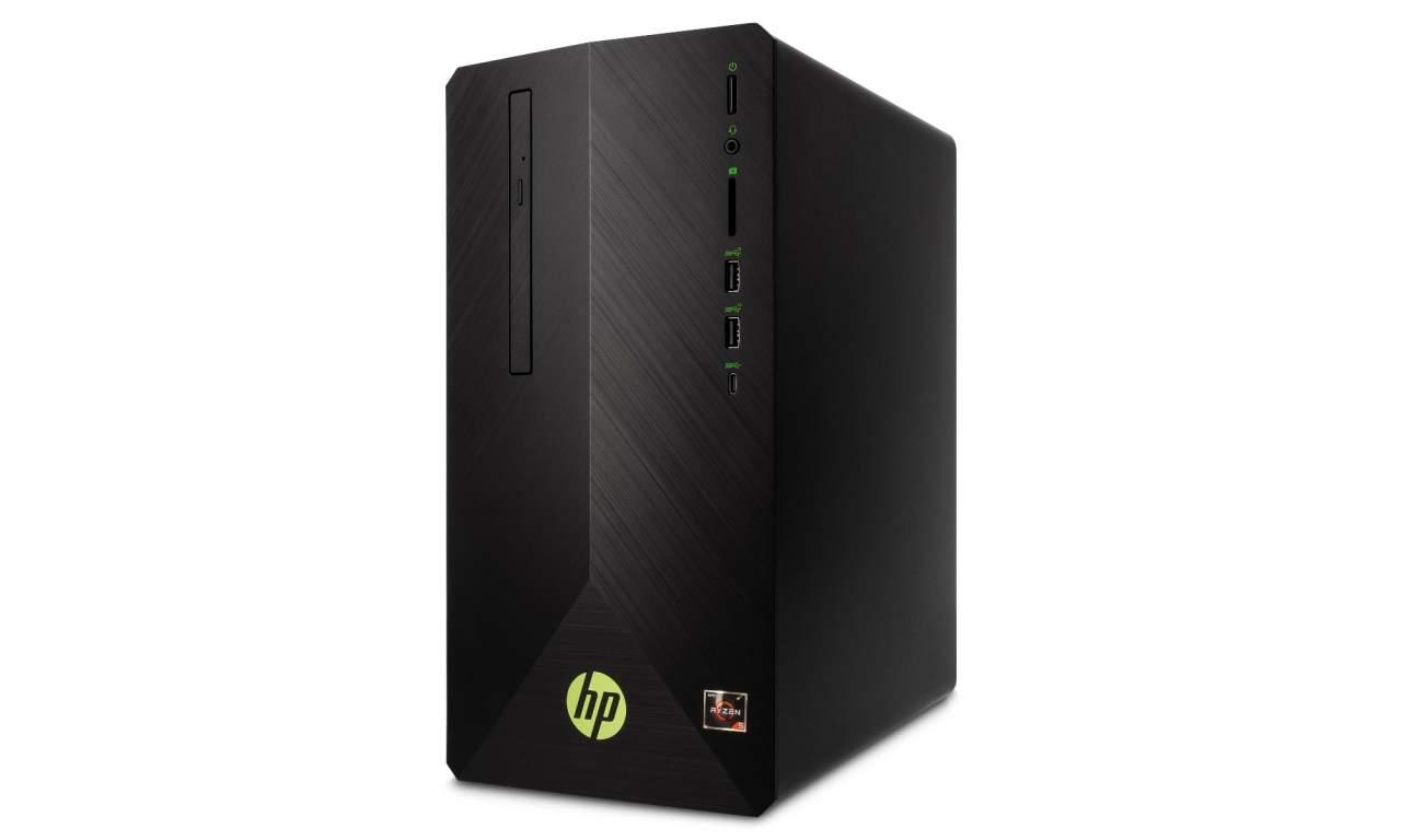 DESKTOP HP PAVILION GAMING 690 AMD Ryzen 5 2400G 1TB HDD 8GB GTX 1050Ti